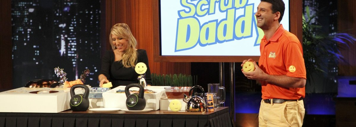 Scrub Daddy Pitch on Shark Tank