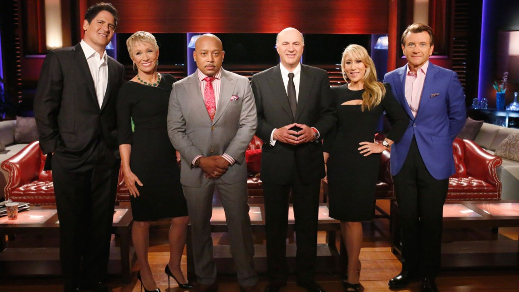 The star investors of the hit tv-show Shark Tank