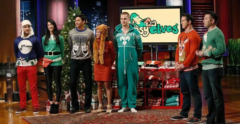 Tipsy Elves on Shark Tank