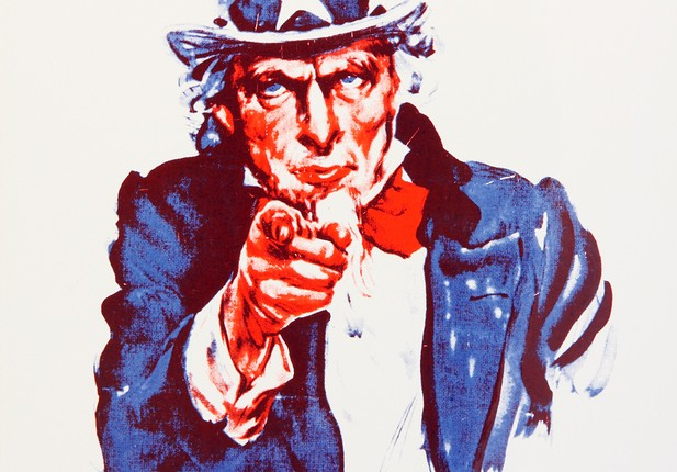 Uncle Sam Wants You - Army Recruiting