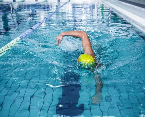 To Succeed In Your Job Search, Take Notes From Competitive Swimmers