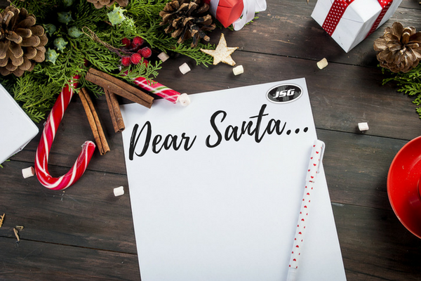 Dear Santa Christmas Wish List From Our Recruiters