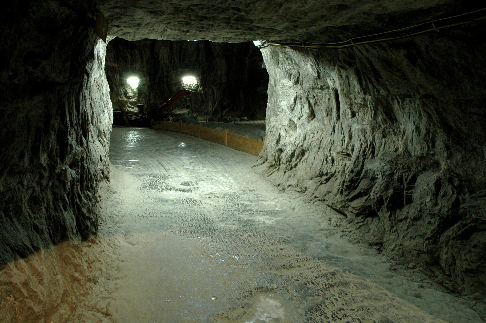 Amazing facts about salt mines