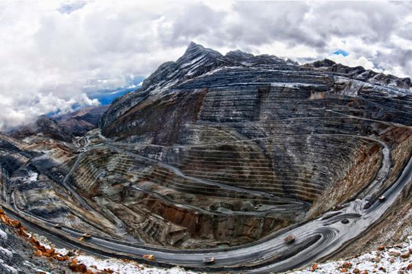Antamina Mine Peru