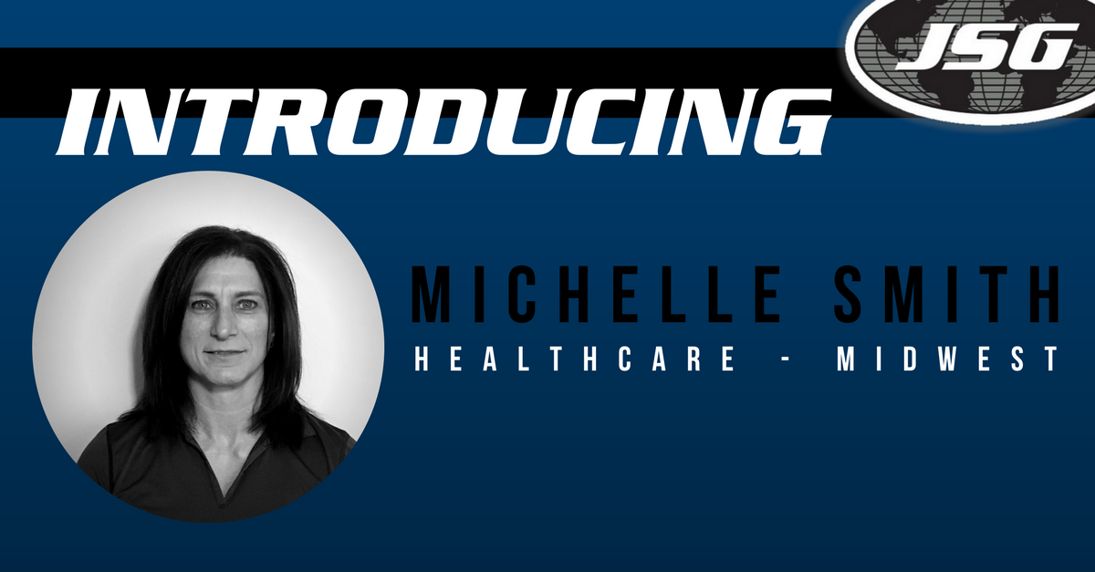 Michelle Smith healthcare recruiter