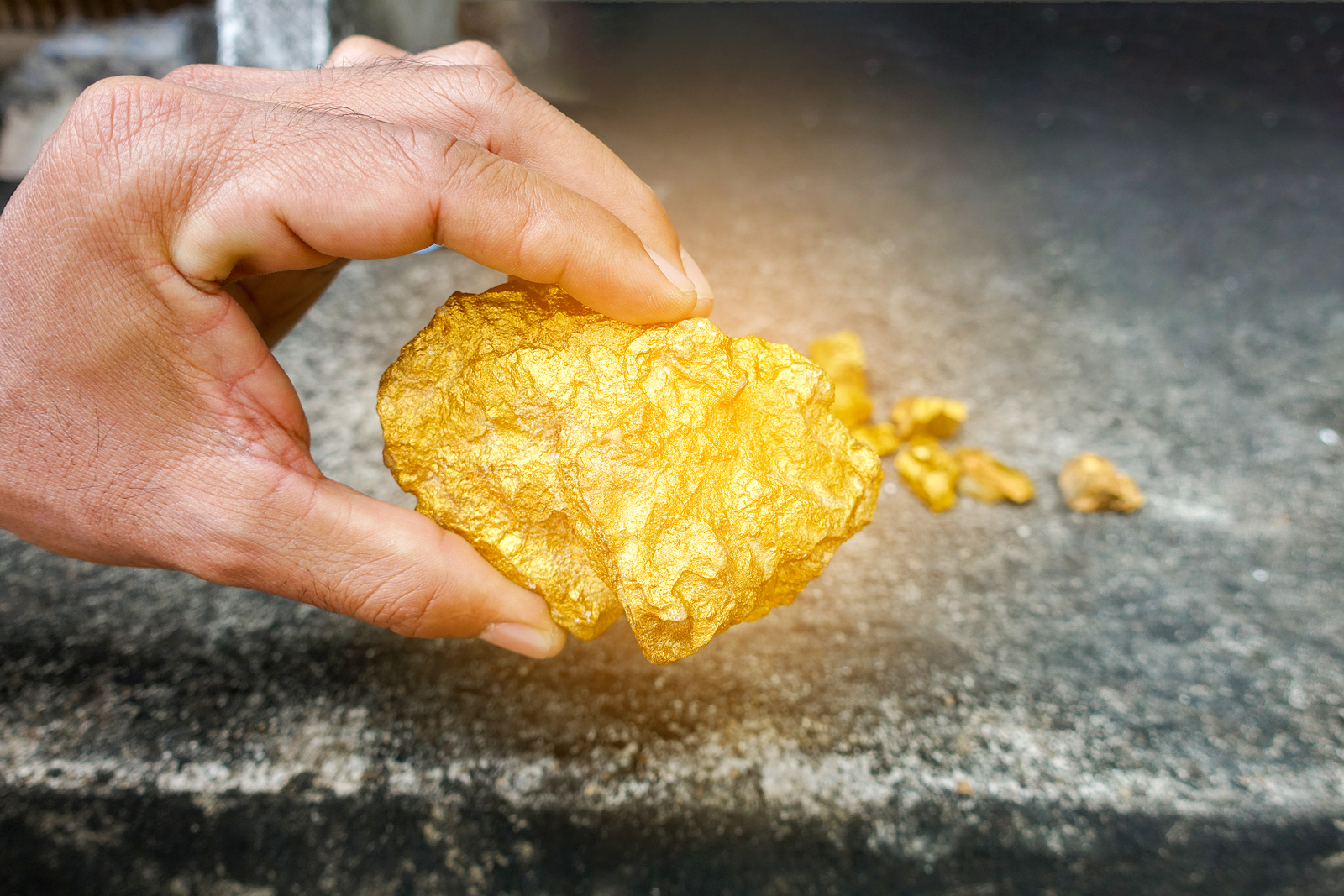five most precious metals