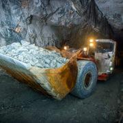 old school miner