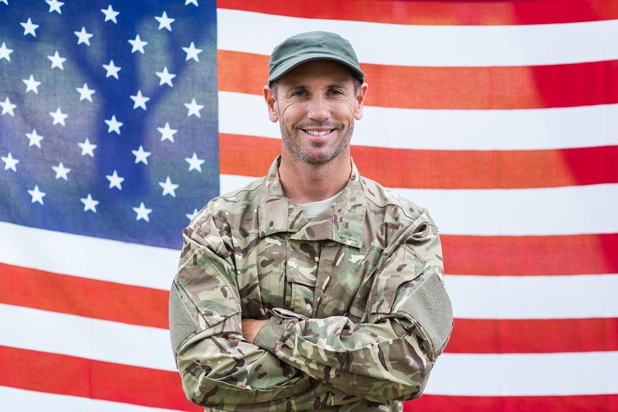 military resume
