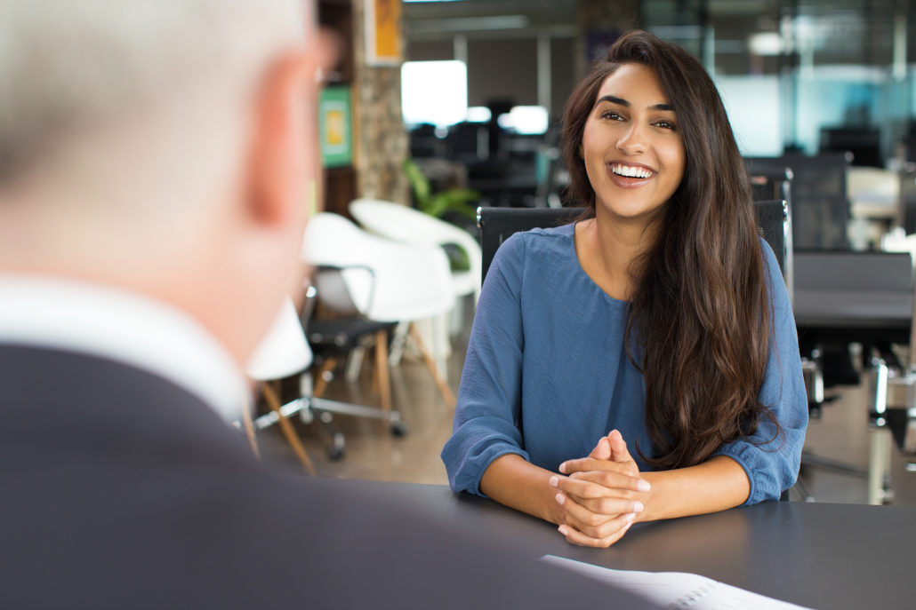 Value during an Interview