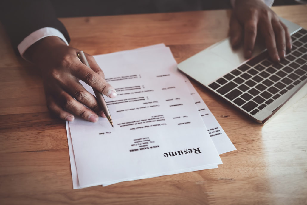 why you need to customize your resume to every job