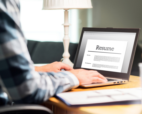 Perfecting The One-Page Resume