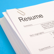 Things You Can Safely Take Off Your Resume