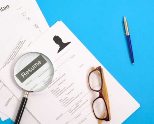 Sell your achievements on your resume
